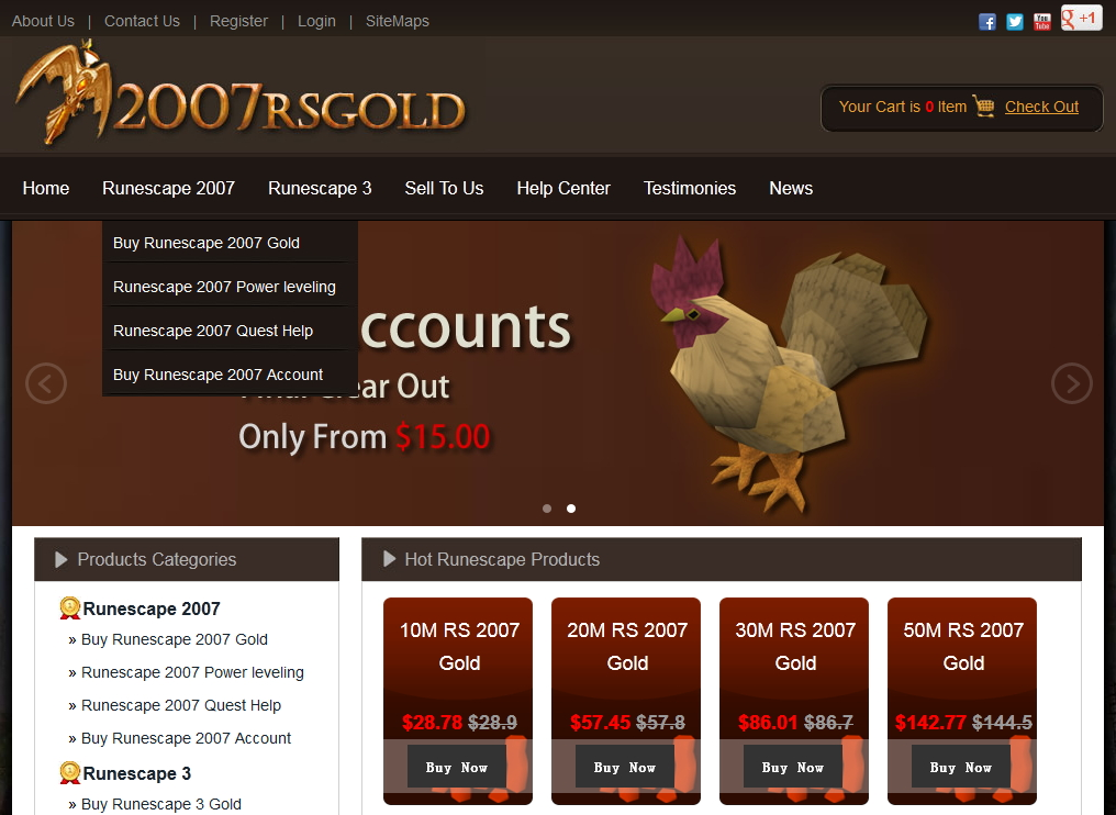 2007rsgold Buy Runescape 2007 Gold on professional Runescape gold Store 2007RSGold.com