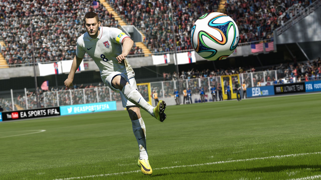 1 A simpler way to enjoy the specialties FIFA15