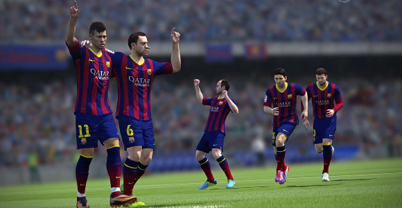 fifa 14 12 Together the skills to master 10 FIFA15