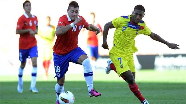 Mainz striker Nicolas Castillo will has a rest on Mainz's season