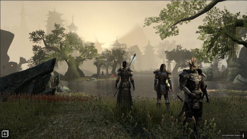 The Elder Scrolls Online's Sales Promotion